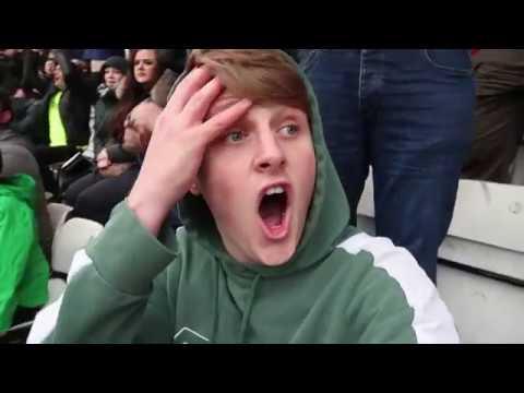AWAYDAYS: STEVENAGE FC VS EXETER CITY (BEEF!!!!!)