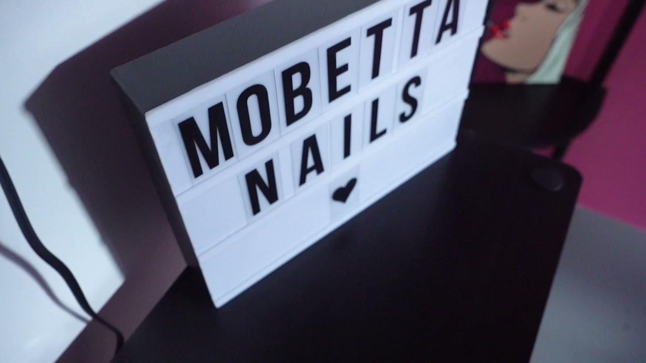 Mobetta Nails Promo Video