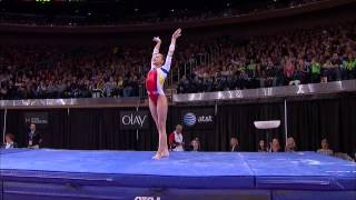 Larisa Iordache - Balance Beam - 2012 AT&T American Cup