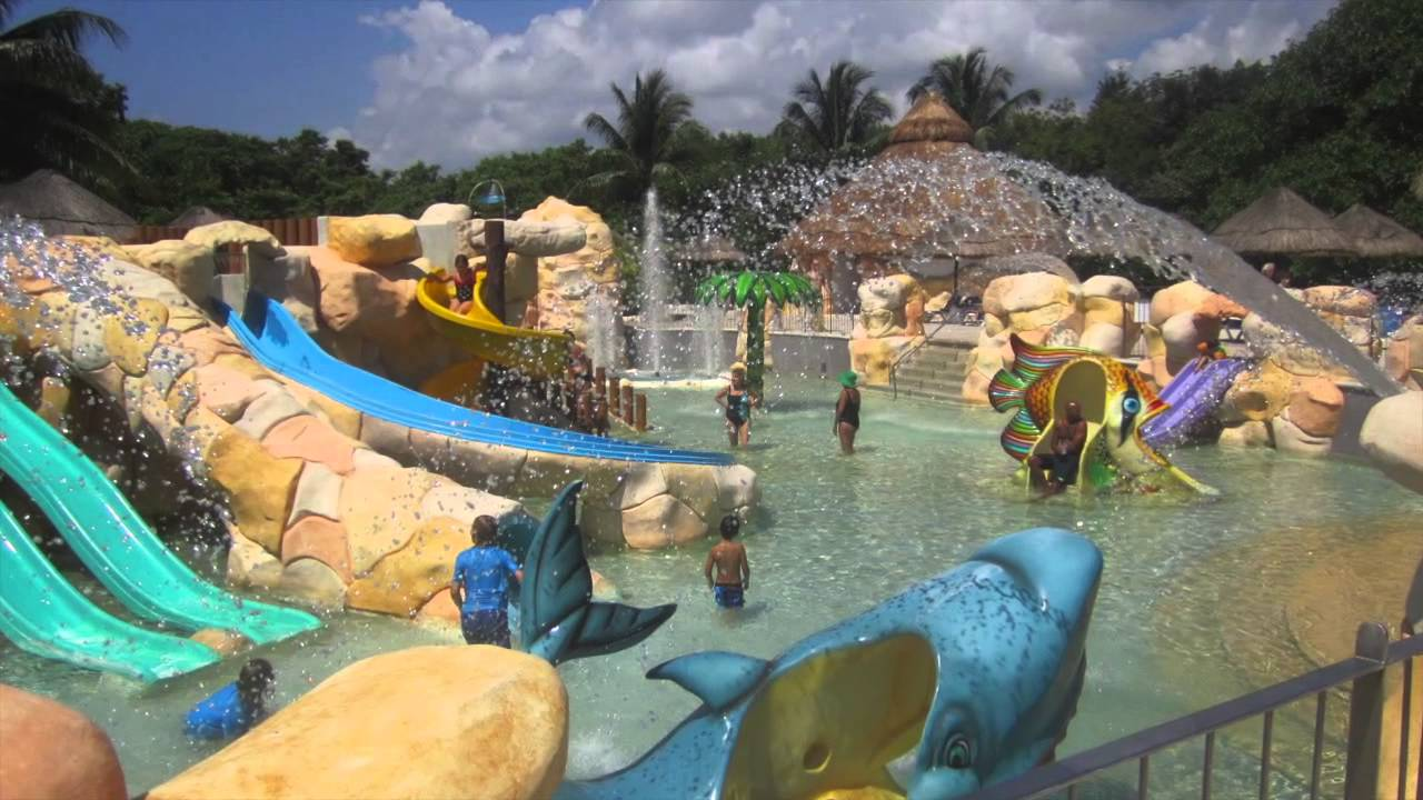 Mexico Sandos Caracol Eco Resort 2014 YouTube