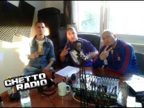 Ghetto Radio 2014 - P.G. Interjú (09.21) @ Szinva Rádió Miskolc