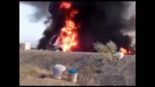 Biggest Accident in Pakistan 180 People Burnt Alive (