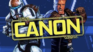 Star Wars Video Game Characters Who Are Now Canon | Expanded Universe, Legends Characters in Canon!