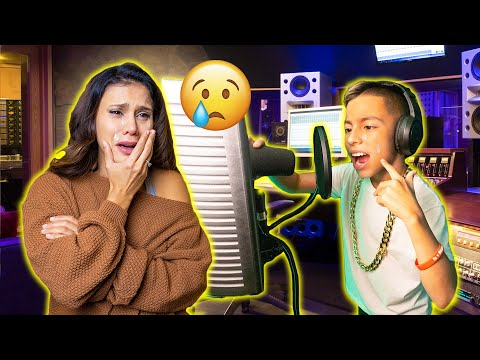 Ferran Made An Emotional Song For His MOM! *She Cried* | The Royalty Family