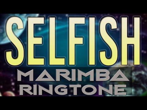 Latest iPhone Ringtone - Selfish Marimba Remix Ringtone - Future ft. Rihanna