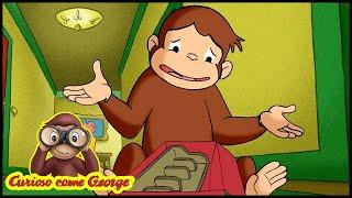 Curioso come George 🐵 107 George Aiutoportiere 🐵 Cartoni Animati per Bambini 🐵 Stagione 1