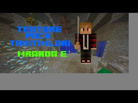 Minecraft-Texture Pack Tanıtımları-MrArda E.