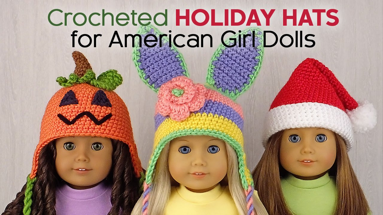 Free Crochet Patterns For American Girl Doll Simple Decoration