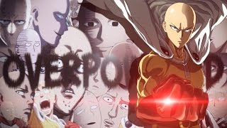 [DT] - OverPowered - one punch man ASMV (rus subs)