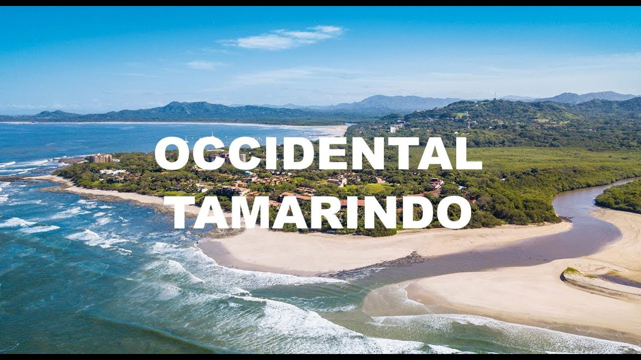 Occidental Tamarindo All Inclusive Beach Resort In Costa Rica