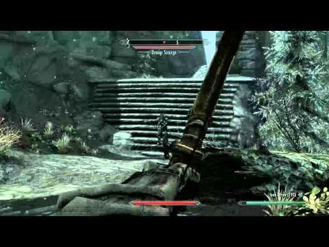 Elder Scrolls V: Skyrim Walkthrough Part 74 - Skuldafn   GamersCast
