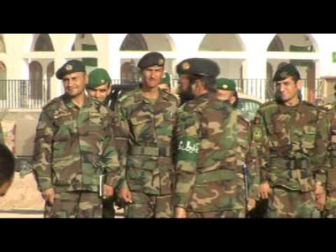 Religion Og Moral I Den Afghaniske Hær