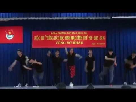 (Nhảy hiện đại) Tiếng hát Học Sinh THPT MĐC 2015 - 11A14