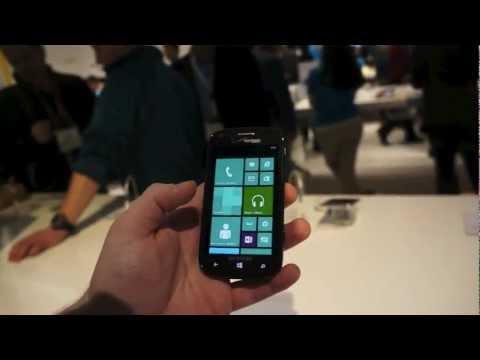 Verizon Samsung ATIV Odyssey Hands-On