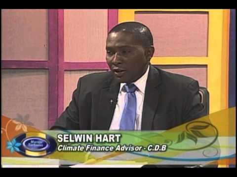 CDB Discusses Climate Finance Readiness on Mornin' Barbados
