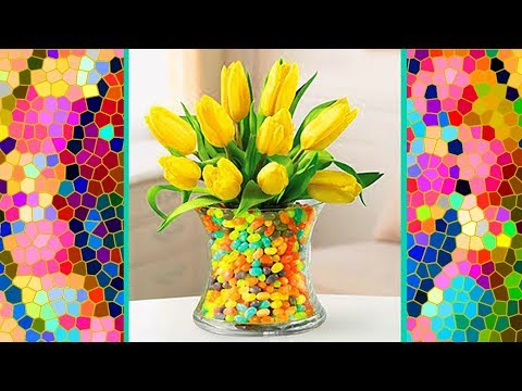 40 Ideas Vases With Spring Fillers Diy Great For Easter Party Baby
