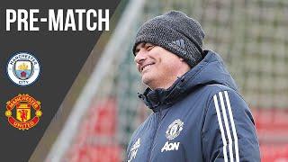 Jose Mourinho | Press Conference | Manchester City v Manchester United