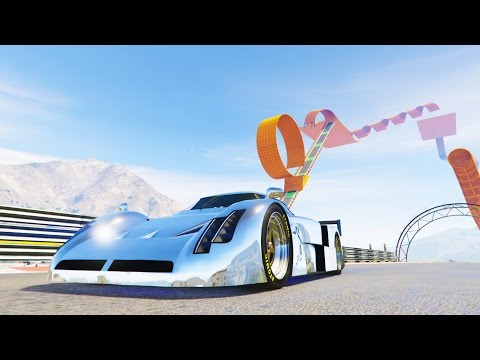 NEW GTA 5  Hot Wheels Track & NEW Mod Races! -  NEW GTA 5 Creator DLC RACES