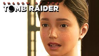 Shadow of the Tomb Raider Gameplay German - Lara Crofts Kindheit
