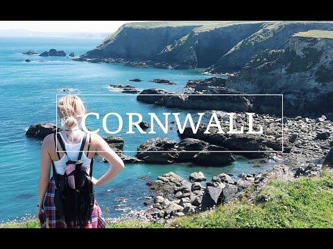 CORNWALL, ENGLAND Roadtrip (St. Ives, Beaches, Polmanter Touring Park)