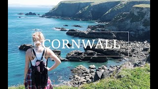 CORNWALL, ENGLAND Roadtrip (St. Ives, Beaches, Polmanter Touring Park)