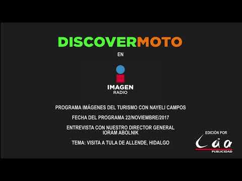 Entrevista para IMAGEN RADIO (28) Salida a Tula de Allende Hidalgo