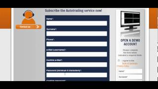 ForexOClock | Register to the Autotrading service | Free Forex Signals Part 2