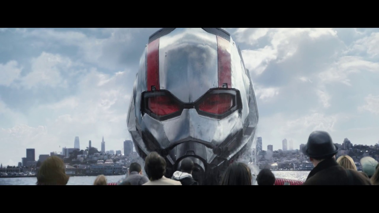Download ANT-MAN AND THE WASP - Trailer- Official UK Marvel