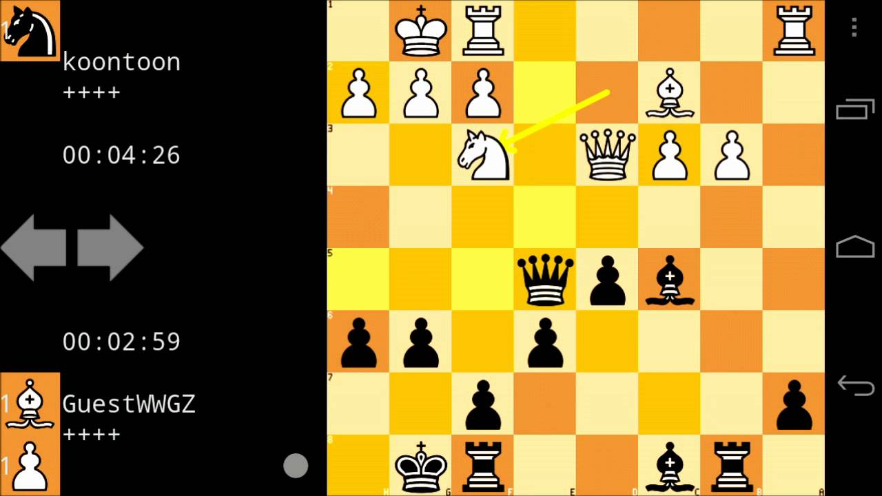play blitz chess online