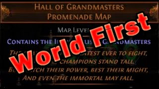 World First Clear Halls of Grandmaster (Nearly Deathless!)