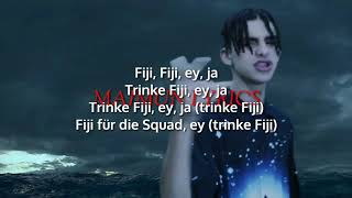 DATA LUV- FIJI (Official HQ Lyrics) (Text)