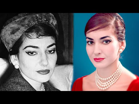 The Life and Sad Ending of Maria Callas