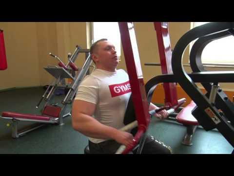 Как правильно качаться - три упражнения в неделю для мышц