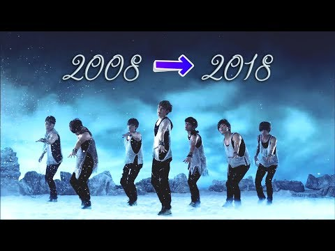 10 Years Of U-KISS In 10 Minutes 💋