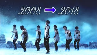 Here's the evolution of U-KISS through the years~ Happy 10th annive...