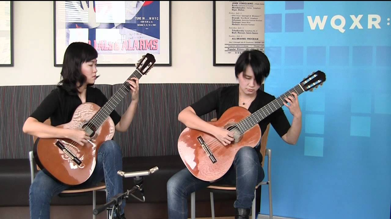 Beijing Guitar Duo Plays
