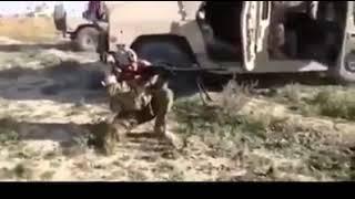 AFRİN | Türk askerine ateş açarsan indirir...