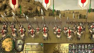 Lionheart Kings Crusade Faction Trailer HD