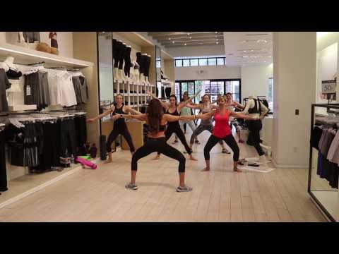 Ballet Bootcamp Calvin Klein Performance July 29, 2017