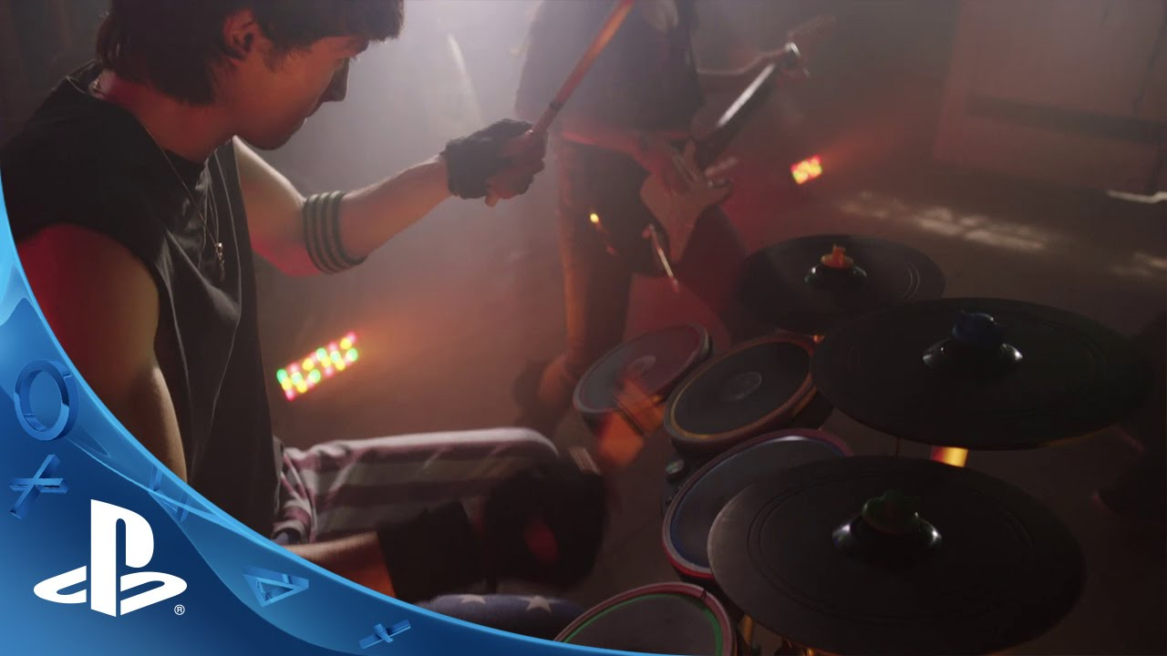 Rock Band 4 - Electric Trailer | PS4