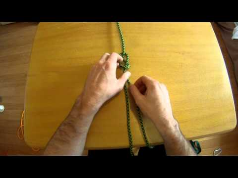 Climbing 101 - How To Tie the Figure 8 Eight Tutorial