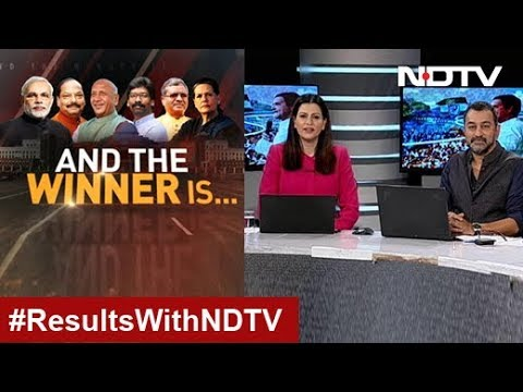 Special Coverage Of Jharkhand Assembly Election Results