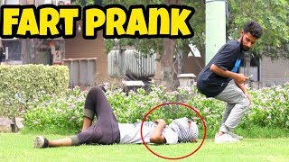 Farting on People Faces Prank | Prank In Pakistan