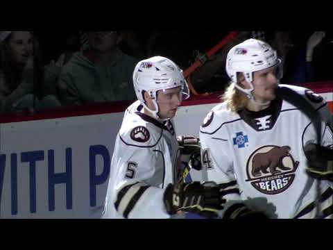 10/05/19 Highlights: Bears 3, Penguins 4