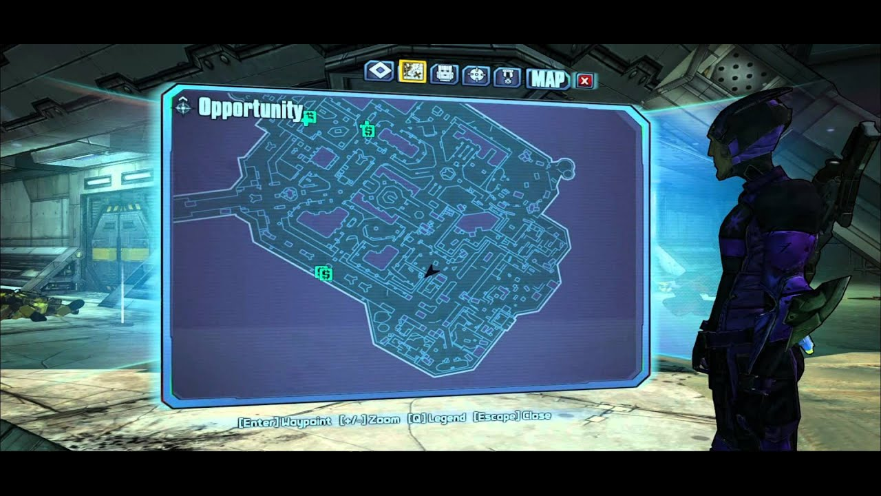 Cult Of The Vault Opportunity Borderlands 2 Youtube