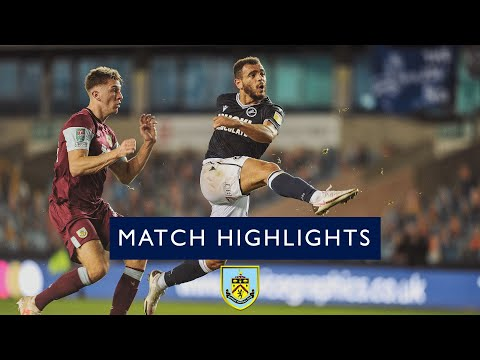 Millwall Burnley Goals And Highlights