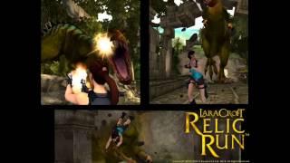 Lara Croft: Relic Run - Incontro con il Trex