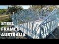 Using Steel Frames Australia
