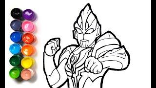 Youtube Video Statistics For Mewarnai Gambar Ultraman Ginga How To Draw Ultraman Ginga Stayhome Drawing Withme Noxinfluencer
