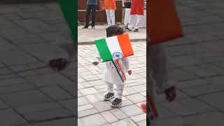 Jai Hind, Jai Bharat/ cute baby Hamdan